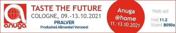 Anuga 2021 – Taste the future